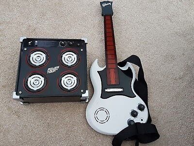 power tour guitar and amp