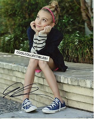 "G. Hannelius ""dog With A Blog"" In Person Signed 8X10 Color Photo 3 ""proof"""