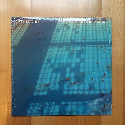 Dirty Beaches ‎– Water Park OST, 10 inch vinyl
