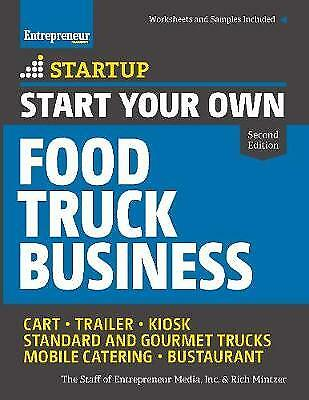Start Your Own Food Truck Business (Startup Series),PB,IncMintzer The Staff of