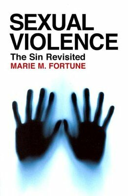 Sexual Violence: The Sin Revisited,PB,Marie M Fortune - NEW