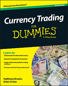 Currency Trading For Dummies,PB, - NEW