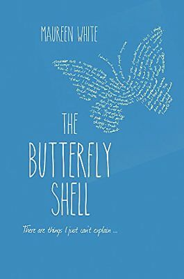 The Butterfly Shell,PB,Maureen White - NEW