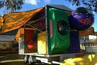 Children's Mobile FunHouse