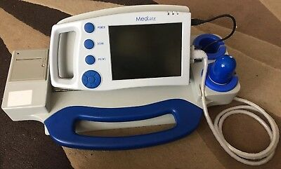 Mediate PBSV 3.1 Bladder Scanner with probe