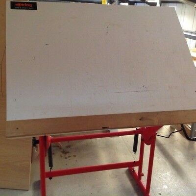 Free-standing Drawing Board A1 Self-standing