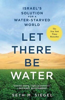 Let There Be Water,PB,M., Seth Siegel - NEW