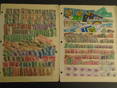 Egypt Collection Old Air Mail,palestine,bob Mh/used Stamps