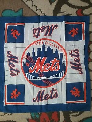 New York Mets Vintage Bandana 1995  MLB Baseball