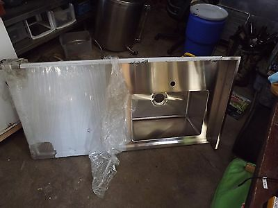 Heavy Duty Comercial stainless sink