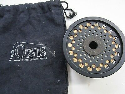 ORVIS SSS Fly Reel Spool with Sink-tip Floating line.