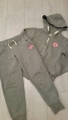 Girls Converse All Star Track Suit Age 10-12