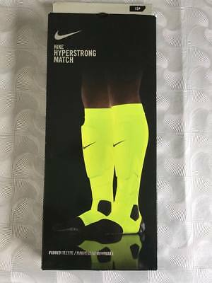 Nike jambiére Hyperstrong match football padded (neuf)