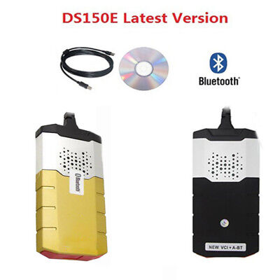 Car Truck 2015R3 OBD Diagnostic Scanner Tcs CDP With Bluetooth For DELPHI DS150E