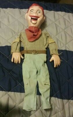 HOWDY DOODY MARIONETTE TOY 1950s BY PETER PUPPET PLAYTHINGS NO BOX!!!!