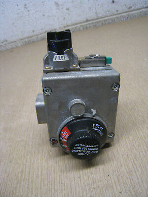 AO Smith 182791-004 37C73U-273 Water Heater Control Gas Valve Thermostat Used
