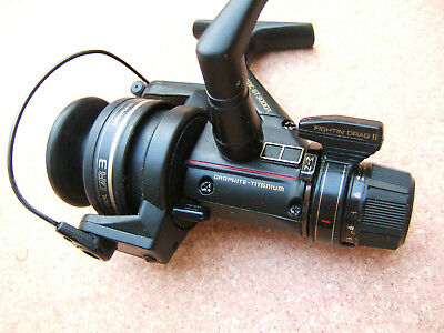 Shimano Carbomatic GT 3000 X mit fighting drag - Kampfbremse