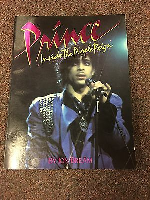 Prince: Inside The Purple Reign Book By Jon Bream