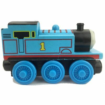Thomas & Friend Wooden Magnetic Tank Engine Railway baby mini trains v11