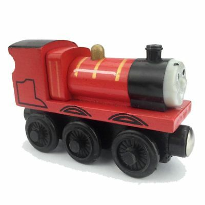 james Thomas & Friend Wooden Magnetic Tank Engine Railway baby mini trains v11