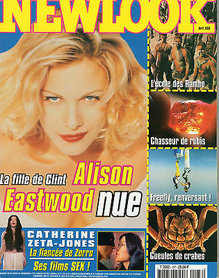 Revue Newlook Avril 1999  Avec Alison Eastwood