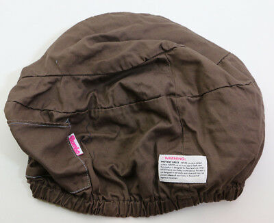 Bumbo Seat Cover Brown