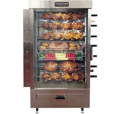 Southwood Chicken Rotisserie 7 Spits (RG7) NG or LP - NEW!!