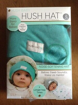 Hush Baby Hat with Softsound Technology & Sound Absorbing Foam Size Small