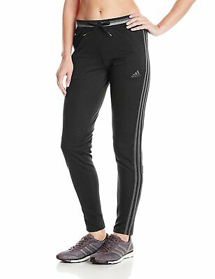 New! Adidas Womens Condivo 16 Training Pants, Black, Size XLG