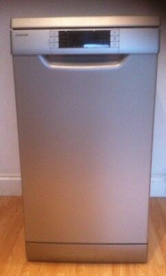 Ex-Display!!brand New Kenwood Kdw45S16 Slimline  Dishwasher-Silver