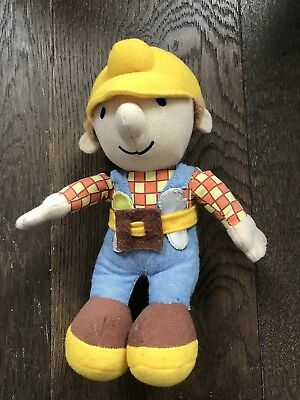 Bob The Builder Soft Toy