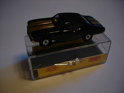 Mev 1969 Chevelle In Black With Gold Stripes
