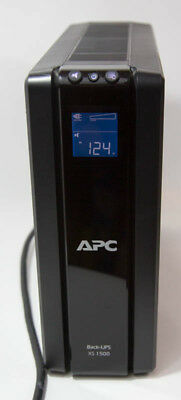APC Power Saving Back-UPS XS 1500 BX1500G Backup Surge Protector 865 W 10 Outlet