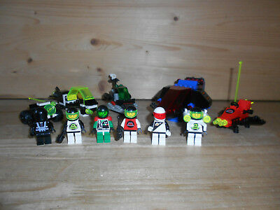 Lego - 5 Space Sets (Weltraum, Weltall)