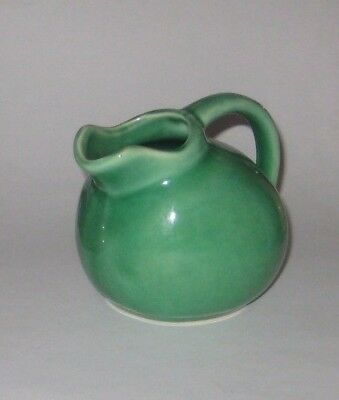 SEVILLA ART 1940's Small RESTAURANT WARE Vintage CAMERON CLAY Products BALL JUG