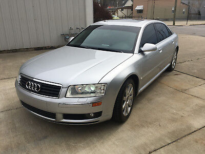 2005 Audi A8 L Quattro 2005 Audi A8L - Only 100K Miles - Excellent Condition