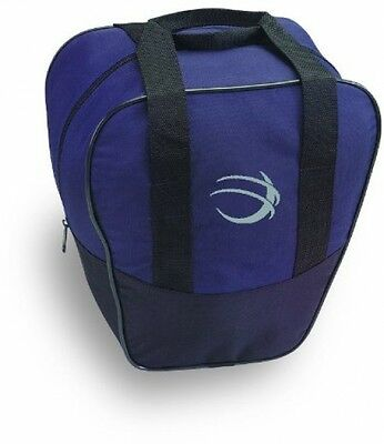 BSI Nova Single Ball Tote Bag (Navy/Black) team sport ball holder Free Ship