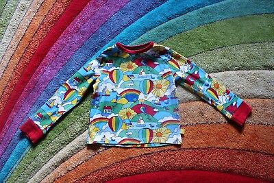 Little Bird long sleeved top Joules Oliver Mothercare Age 3-4