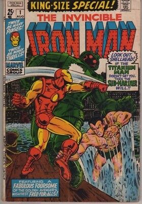 IRON MAN KING-SIZE SPECIAL 1, Sub-Mariner