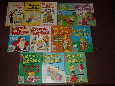 12 Dennis The Menace By Hank Ketcham