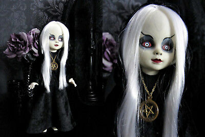 Living Dead Dolls - WALPURGIS - Rare Close Up Exclusive - Gothic Collectible