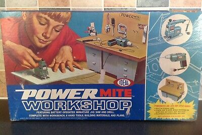 Ideal 'Power Mite' Workshop.