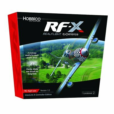 Great Planes RealFlight X Radio Controlled Flight Simulator Software with