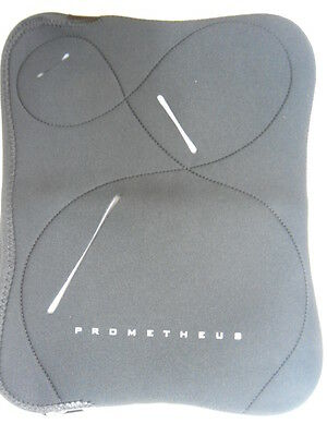"Prometheus Lap Top Pouch Cover new neoprene 13.5ins x 10.5 ins to fit 13"" x 10"""