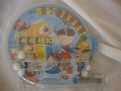 Vintage Magic Roundabout Bagatelle