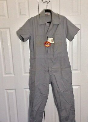 New with tags Dickies Coveralls with stains or fades size Chest 42 Medium Length