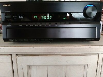 Onkyo TX-SR805 130W x 7 (900W total) Channels Home THX Theater Receiver HDMI