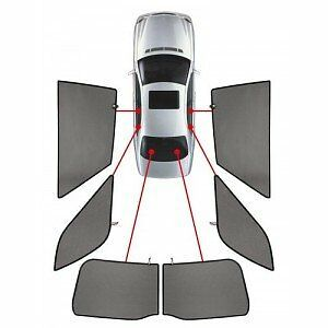 LAMPA - TENDINE PRIVACY PARASOLE Kit tendine Privacy - Land Rover Range Rover Sp
