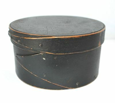 Antique Wooden Shaker Box