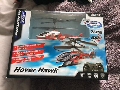 Remote control helicopter suitable from age 7 BNIB